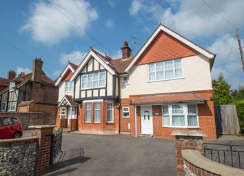 Thumbnail 6 bed detached house for sale in Church Street, Willingdon, Eastbourne