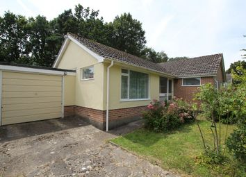 Thumbnail 3 bedroom detached bungalow for sale in St. Georges Drive, Ferndown
