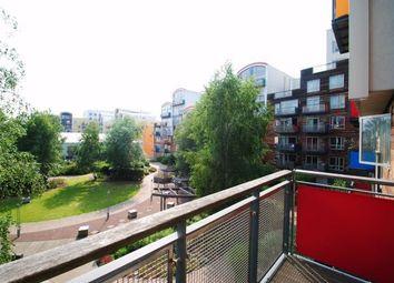 Thumbnail 1 bed flat to rent in Maurer Court, Mudlarks Boulevard, London