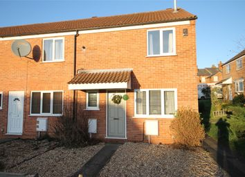 Thumbnail 2 bed end terrace house for sale in Mill Green, Newark, Nottinghamshire.