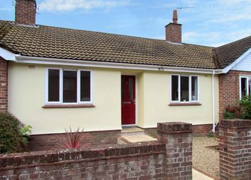 Thumbnail 2 bed terraced bungalow to rent in James Roberts Court, The Street, Wenhaston, Halesworth