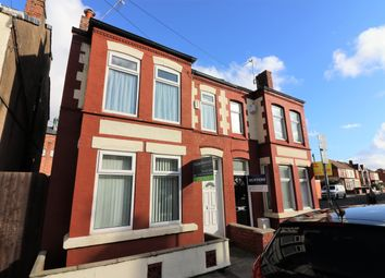 Thumbnail 3 bedroom property for sale in Valkyrie Road, Wallasey, Wirral