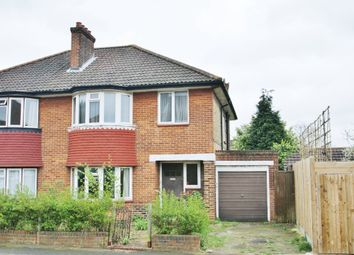 Thumbnail 3 bedroom semi-detached house for sale in Strelley Way, London