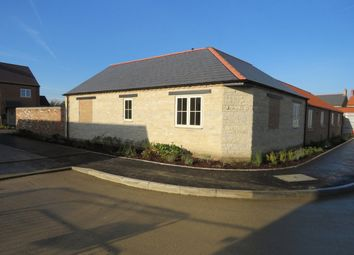 Thumbnail 2 bed terraced bungalow for sale in Abbots Way, Scothern, Lincoln