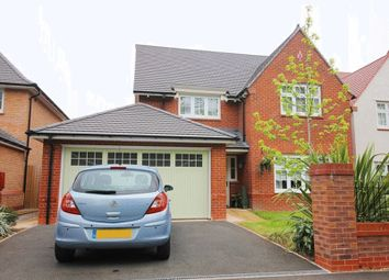 Thumbnail 4 bed detached house for sale in Mather Avenue, Allerton, Liverpool