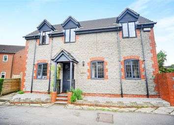 Thumbnail 5 bedroom detached house for sale in Church Street, Stratton St. Margaret, Swindon