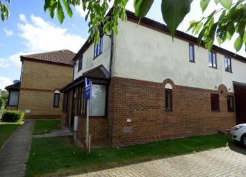 Thumbnail 2 bed terraced house to rent in Groundsel Close, Walnut Tree, Milton Keynes