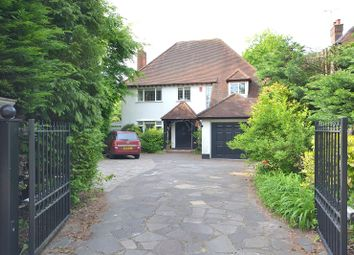 Thumbnail 4 bedroom detached house for sale in Stompond Lane, Walton-On-Thames