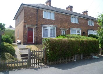 Thumbnail 3 bed end terrace house to rent in Chingford Road, Kingstanding, Birmingham, West Midlands