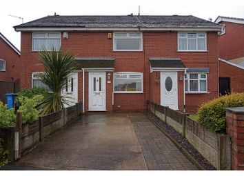 Thumbnail 2 bed terraced house for sale in Church Street, Widnes