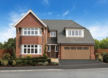 Thumbnail 5 bedroom detached house for sale in Cawston Meadows, Coventry Road, Rugby, Warwickshire