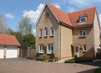 Thumbnail 5 bed detached house to rent in Shires Walk, Edenbridge