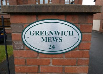 Thumbnail 2 bed flat to rent in 2 Greenwich Mews, Upper Lisburn Road, Belfast