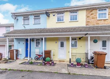 Thumbnail 2 bed terraced house to rent in Hayfields, Lordswood, Chatham