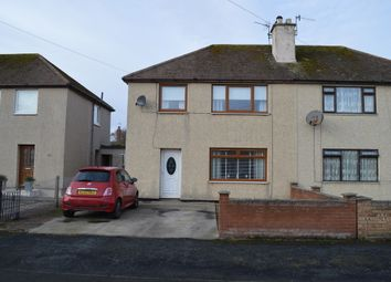 Thumbnail 2 bed semi-detached house for sale in Prior Road, Tweedmouth, Berwick-Upon-Tweed, Northumberland