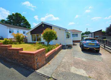 Thumbnail 3 bed detached bungalow for sale in Hilltop Crescent, Pontypridd