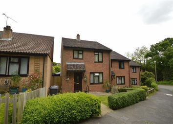 Thumbnail 3 bed end terrace house for sale in Alderbrook Way, Crowborough