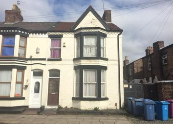 Thumbnail 2 bedroom end terrace house for sale in 2 Belhaven Road, Allerton, Liverpool