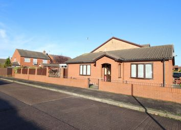 Thumbnail 2 bed bungalow for sale in Mallyan Close, Sutton-On-Hull, Hull