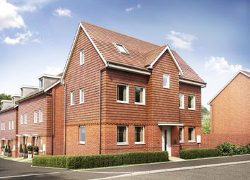 "Thumbnail 4 bed detached house for sale in ""Hesketh"" at Park Prewett Road, Basingstoke"