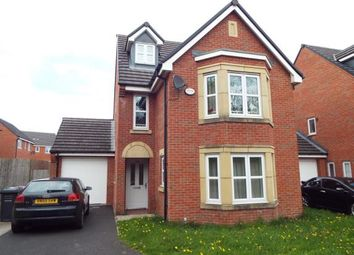 Thumbnail 5 bedroom detached house for sale in Blyton Lane, Salford, Greater Manchester