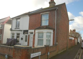 Thumbnail 2 bedroom semi-detached house for sale in Park Road, Alverstoke, Gosport