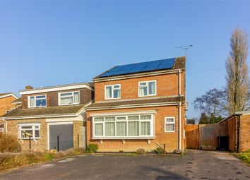 Thumbnail 4 bed detached house for sale in Webbs Way, Burbage, Marlborough, Wiltshire