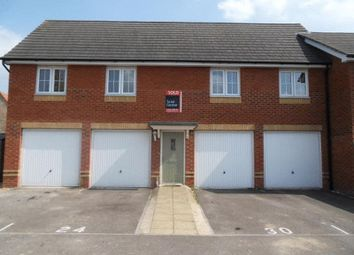 Thumbnail 2 bedroom flat to rent in Teal Avenue, Soham, Ely