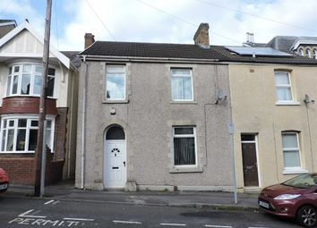 Thumbnail 3 bedroom end terrace house for sale in Crown Street, Morriston, Swansea