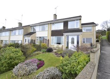 Thumbnail 4 bedroom end terrace house for sale in Edgeworth Road, Bath, Somerset