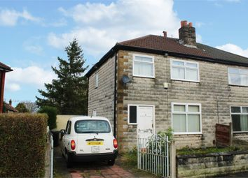 Thumbnail 3 bed semi-detached house for sale in Grosvenor Road, Cheadle Hulme, Cheadle, Cheshire