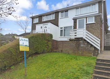 3 bed semi-detached house for sale in Hillborough Grove, Walderslade, Chatham, Kent ME5