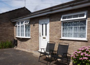 Thumbnail 2 bed bungalow for sale in Langton Court, Skegness, Lincolnshire
