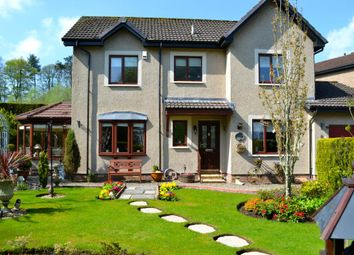 Thumbnail 3 bed detached house for sale in 15, Bailleul Grove Hawick