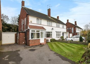 Thumbnail 3 bedroom semi-detached house for sale in Albury Drive, Pinner, Middlesex