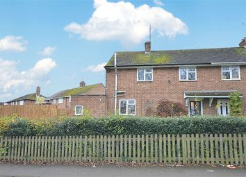 Thumbnail 3 bed semi-detached house for sale in Brunting Road, Moulton, Northampton
