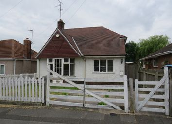 Thumbnail 3 bed detached bungalow for sale in Sylvester Street, Mansfield