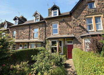 Thumbnail 4 bed terraced house for sale in Eastville Terrace, Harrogate