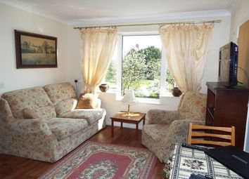 Thumbnail 1 bed flat to rent in Hall Crescent, Holland-On-Sea, Clacton-On-Sea