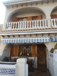 Thumbnail 3 bed town house for sale in Santa Pola, Costa Blanca South, Spain