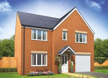 "Thumbnail 4 bed detached house for sale in ""The Winster"" at Lundhill Road, Wombwell, Barnsley"