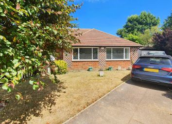Thumbnail 2 bed terraced bungalow for sale in St. Lawrence Close, Canterbury