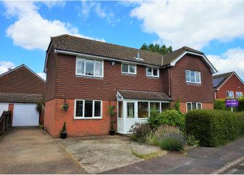 Thumbnail Detached house for sale in Millfield Road, West Kingsdown, Sevenoaks