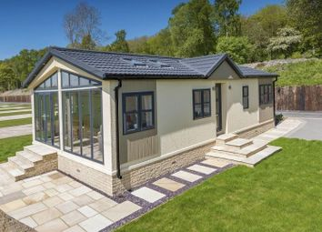 Thumbnail 2 bed mobile/park home for sale in Presthope, Much Wenlock