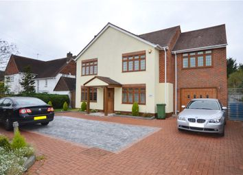 Thumbnail 6 bedroom detached house for sale in Parkway, Camberley, Surrey