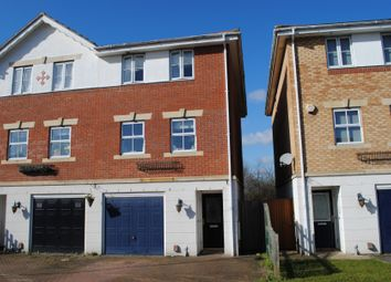 Thumbnail 4 bed end terrace house to rent in Bancroft Chase, Hornchurch