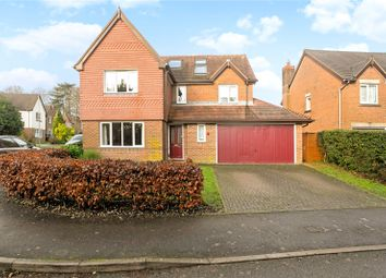 Thumbnail 5 bed detached house for sale in Monarch Way, Winchester, Hampshire
