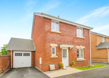 Thumbnail 3 bed detached house for sale in Ffordd Magnolia, Llanharry, Pontyclun