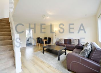 Thumbnail 4 bed town house to rent in Parsifal Road, West Hampstead