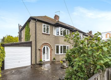 3 bed semi-detached house for sale in Franklin Road, Headington, Oxford OX3